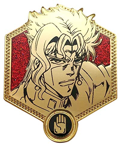 Golden Kakyoin: Jojo's Bizarre Adventure Collectible Pin
