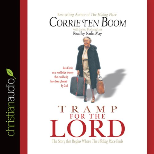 Tramp for the Lord audiobook cover art