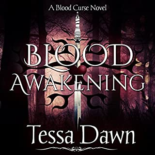 Blood Awakening     Blood Curse Series book 2              By:                                                                                                                                 Tessa Dawn                               Narrated by:                                                                                                                                 Eric G. Dove                      Length: 12 hrs and 9 mins     9 ratings     Overall 4.7