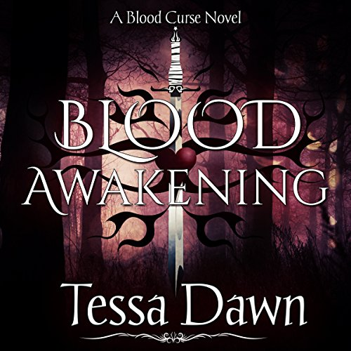 Blood Awakening audiobook cover art