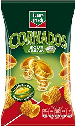 funny-frisch Cornados Sour Cream 80g
