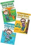 George Brown Class Clown Super Burp / Trouble Magnet / World's Worst Wedgie - 3 Book Set (George Brown Class Clown, 1-3)