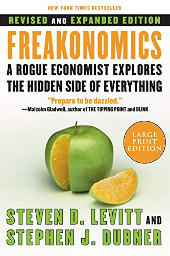 Freakonomics Rev Ed: A Rogue Economist Explores the Hidden Side of Everythingの詳細を見る