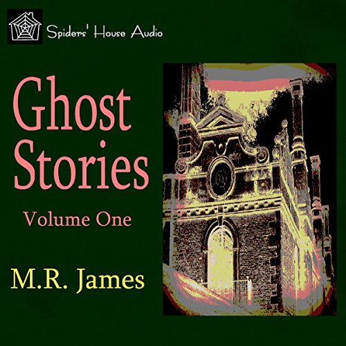 Ghost Stories - Volume One audiobook cover art