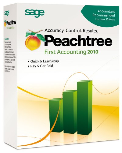 peachtree accounting program - 5
