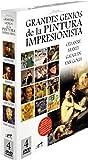 Grandes Genios de la Pintura Impresionista [DVD]