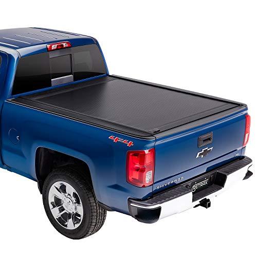 "RetraxONE MX Retractable Truck Bed Tonneau Cover   60461   Fits 2014 - 2018, 19 Ltd/Lgcy Chevy Silverado & GMC Sierra 1500, & 2500/3500 (15-19) 5' 9"" Bed (69.3"")"