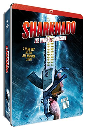 Sharknado - The Ultimate Collection Limited-Metallbox (3 DVDs plus Postkarten)