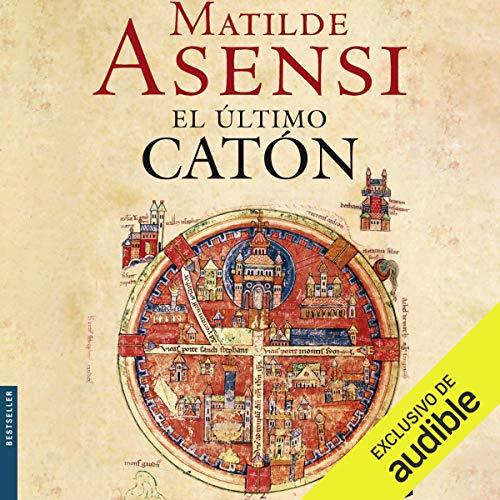 Diseño de la portada del título El Ultimo Catón