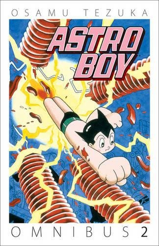 Astro Boy Omnibus Volume 2