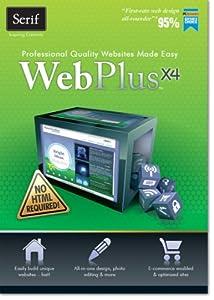 Sale Serif WebPlus X4 [Download] [OLD VERSION]