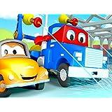 トラックとレーザートラック&ガーデニングトラック