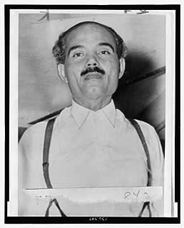 HistoricalFindings Photo: Pedro Albizu Campos,1893-1965,Puerto Rican Politician