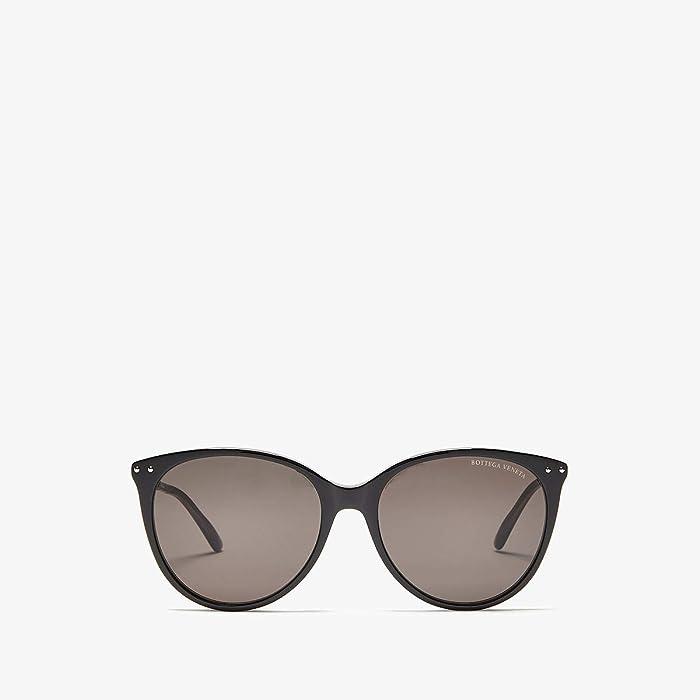 Bottega Veneta  BV0159S (Black) Fashion Sunglasses