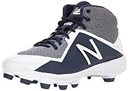 New Balance Men's PM4040v4 Molded Baseball Shoe