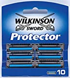 Wilkinson 133 Protector - Cuchillas de afeitar (10 unidades)
