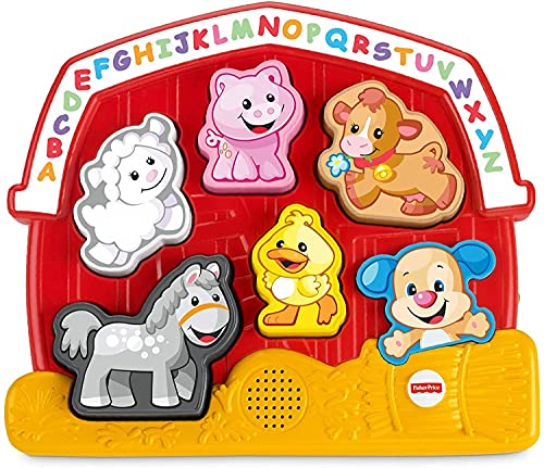 Top 10 best selling list for farm animal baby toys