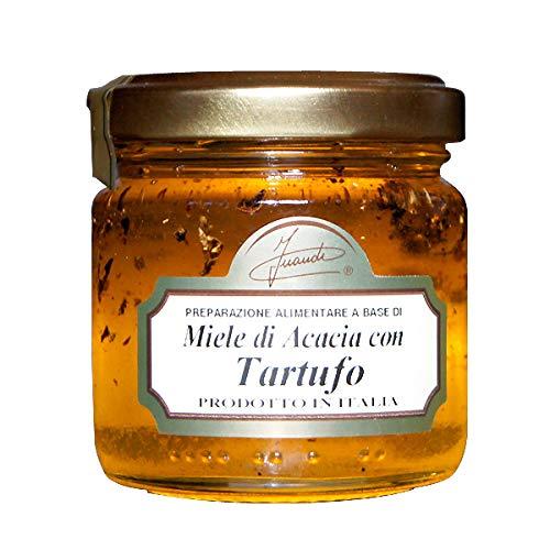 イタリア産イナウディ 白トリュフ入り蜂蜜120g 常温