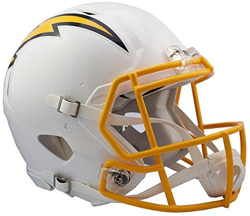 NFL San Diego Chargers Helmet Mini SpeedHelmet Replica Mini Speed Style Color Rush, Team Colors, One Size