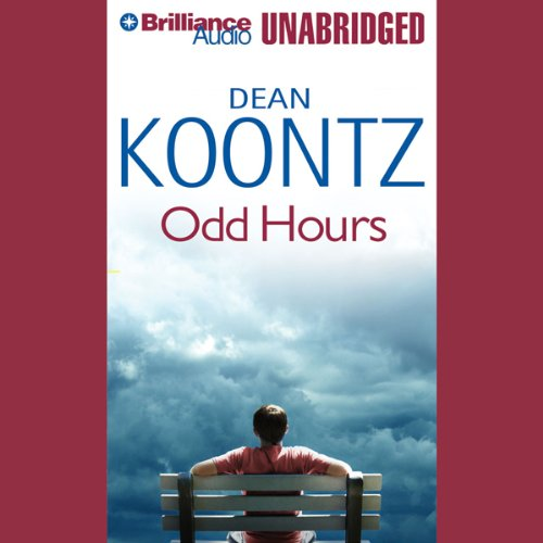 Odd Hours audiobook cover art