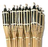 ceragi Antorcha Caja 24 u/. Caña Bambu 1,20 cm.