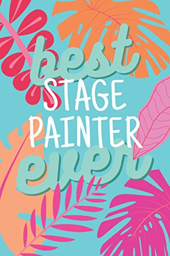 best Stage Painter ever: 2021 planner All-In-One | weekly planners | perfect Stage Painter gifts