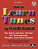AEBERSOLD 76 CD HOW TO LEARN TUNES