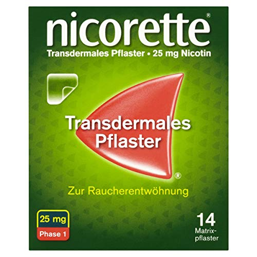 NICORETTE TX Pflaster 25 mg 14 St