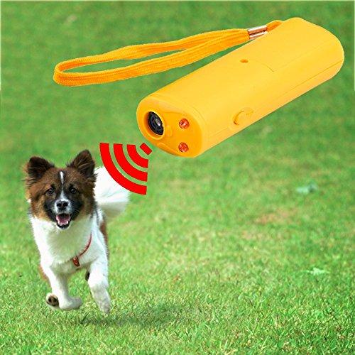 LES - Linterna con silbato para educación de perros