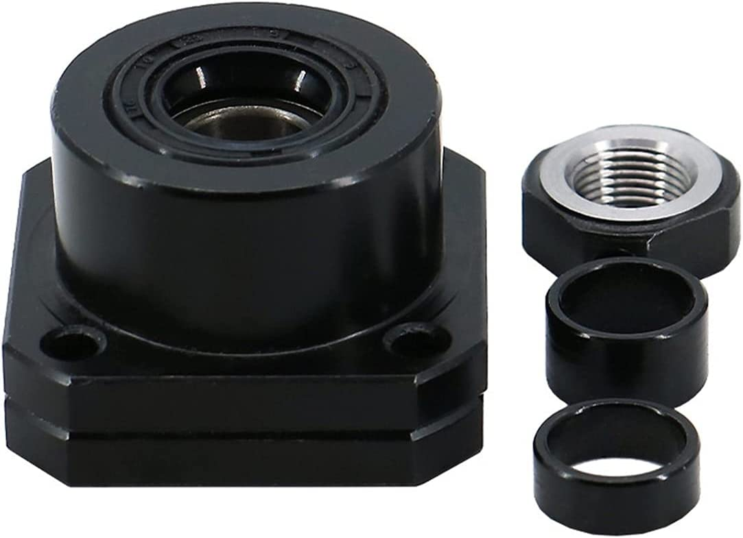 BJJXTD Ball Screw End Support Bearing FK15 FF10 Limited time cheap sale Super popular specialty store FF12 FK12 F FK10