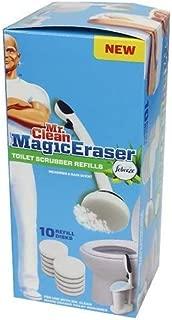 Mr. Clean Magic Eraser Toilet Scrubber Refills 10 ea.2 PK