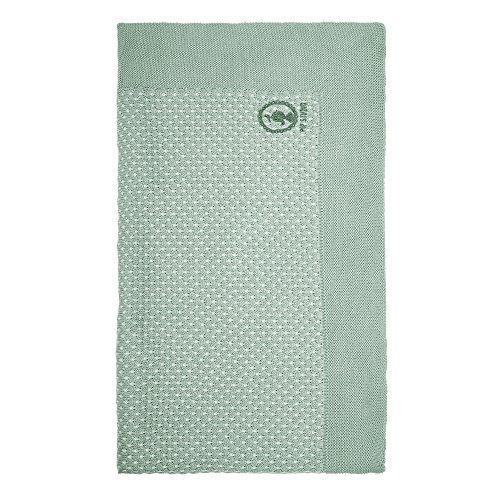 Pip Cosy Plaid Farbe Green Größe 130x170