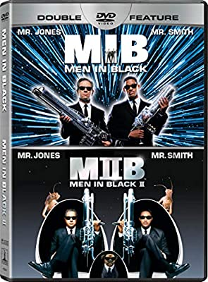 Men in Black (1997) / Men in Black II - Set from Sony Pictures Home Entertainment