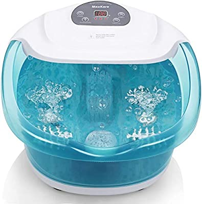 Foot Spa/Bath Massager with