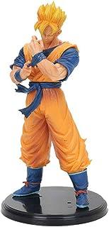 MEI XU Anime Dragon Ball Z Son Gohan Adult Future Hero Goku Father Battle Edition 21cm Action Collectible Model Figures Ga...