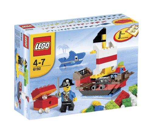 LEGO 6192 - Bausteine Piraten