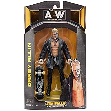 AEW All Elite Wrestling Unrivaled Collection...