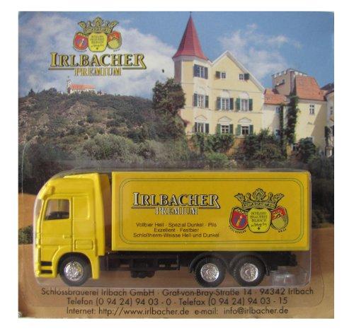 Irlbacher Brauerei Nr.01 - Schloss Brauerei MB Actros - LKW