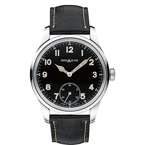 MONTBLANC 1858 Limited Edition Orologio da uomo manuale 44 mm 113860