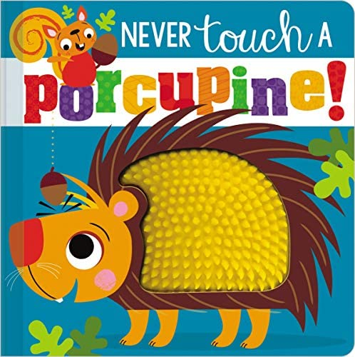 Never Touch a Porcupine product image