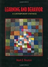 Learning and Behavior: A Contemporary Synthesis by Bouton, Mark E. published by Sinauer Associates (2007)