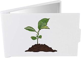 'Plant Sapling' Compact / Travel / Pocket Makeup Mirror (CM00024327)