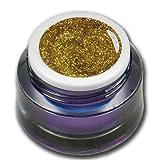 5ml Glittergel Gold Premium Farbgel