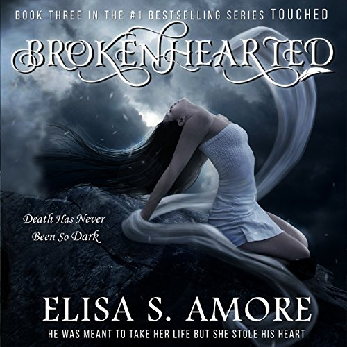 Brokenhearted - The Power of Darkness audiobook cover art
