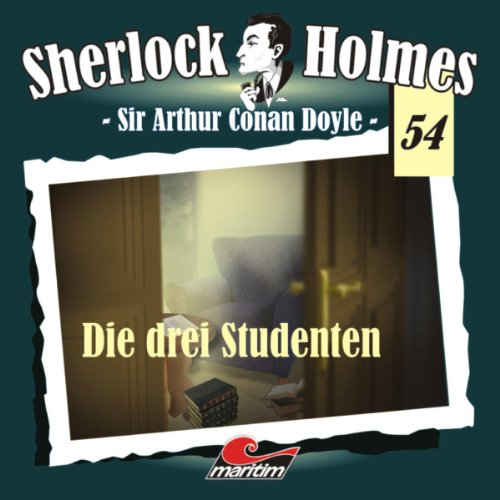 Die drei Studenten audiobook cover art