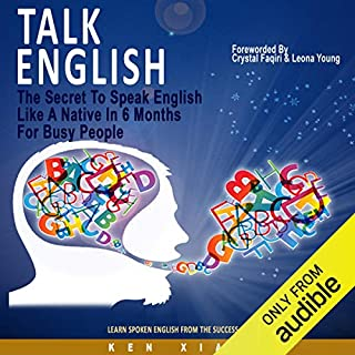 Talk English Titelbild