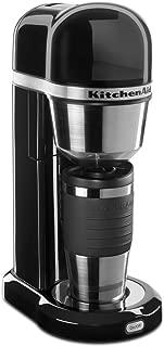 KitchenAid KCM0402OB Personal Coffee Maker - Onyx Black
