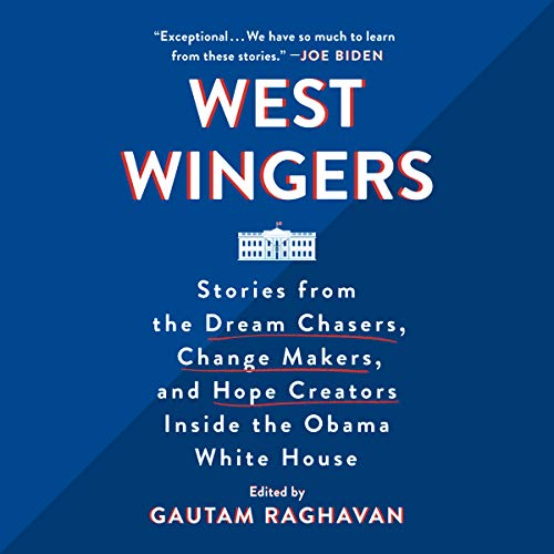 West Wingers cover art