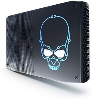Intel NUC8i7HNK Hades Canyon Gaming NUC, i7-8705G w/RadeonTM RX Vega M GL Graphics, 4GB RAM, DDR4, 2X M.2, Barebone Kit
