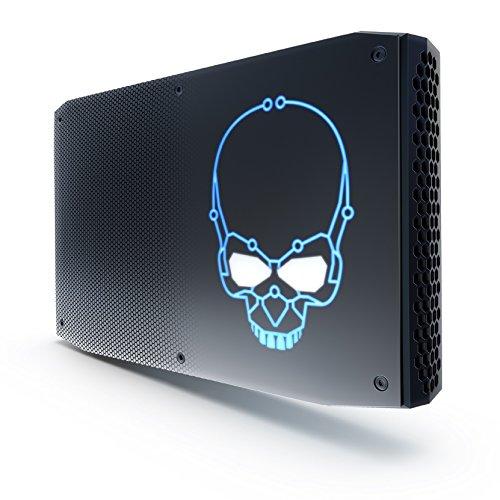 Intel NUC 8 Performance-G Kit (NUC8i7HVK) - Core i7 100W, Add